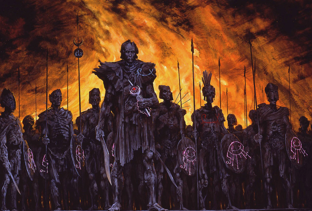 последнее армия ада картинки глупости